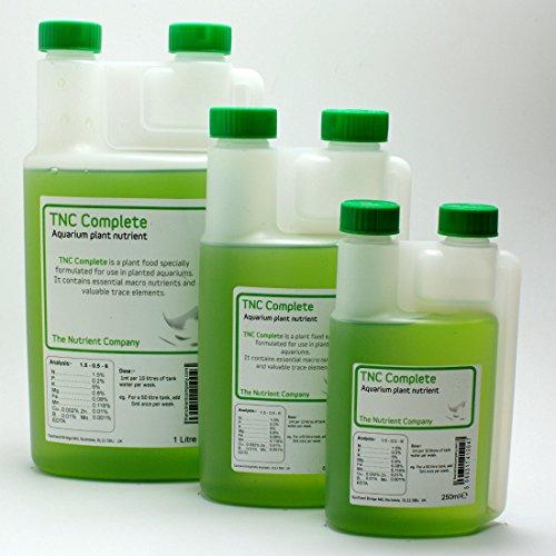 TNC Complete - Abono acuario / Acuático Planta Fertilizante (1000ml)