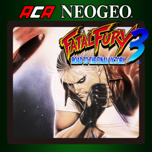 ACA NEOGEO FATAL FURY 3