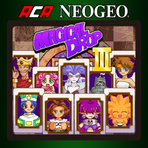 ACA NEOGEO MAGICAL DROP III