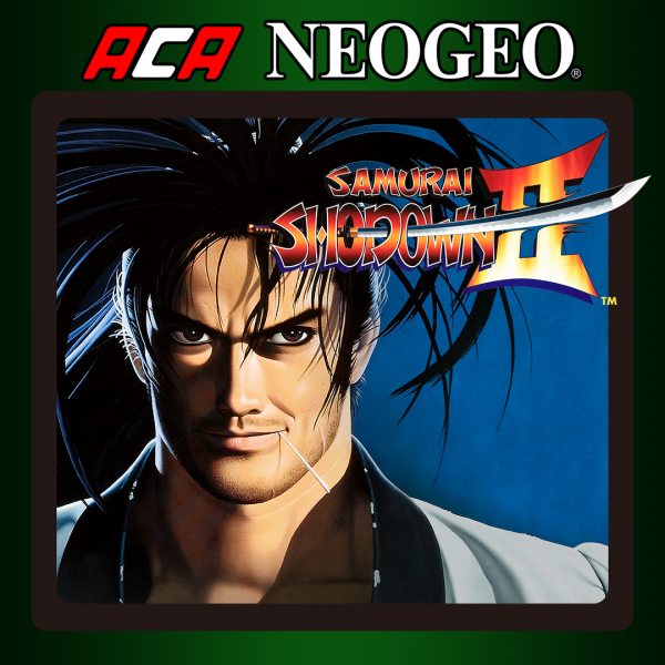 ACA NEOGEO SAMURAI SHODOWN II