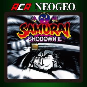 ACA NEOGEO SAMURAI SHODOWN III