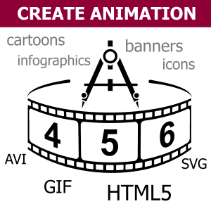 Aphalina Animation & Banner Maker