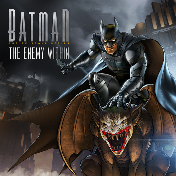 Batman: El Enemigo Dentro - The Complete Season (Episodes 1-5)