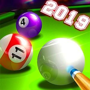 Billiards 8 Piscina de bolas