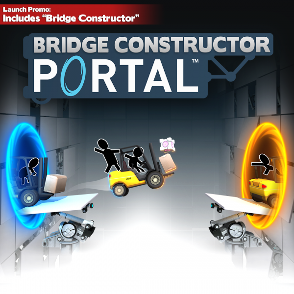 Bridge Constructor Portal (incl. free Bridge Constructor)