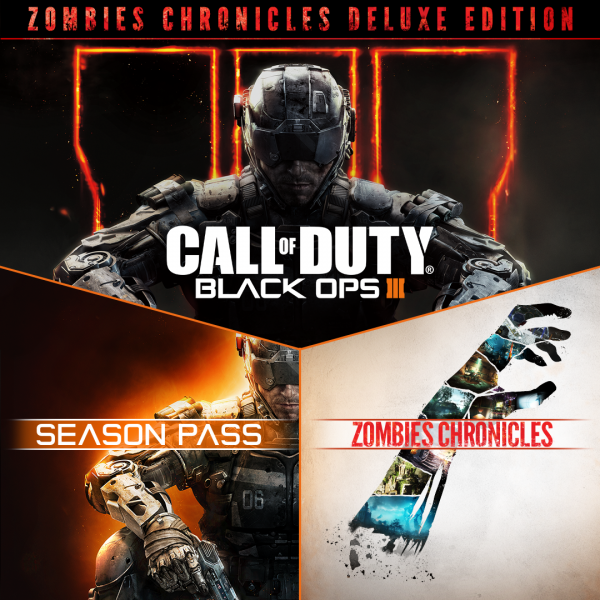 Call of Duty®: Black Ops III - Zombies Deluxe