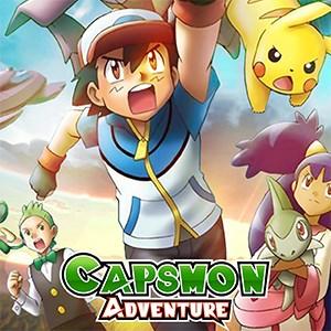 Capsmon Adventure: Brave Heroes Assemble