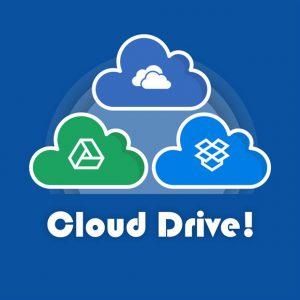 Cloud Drive! : onedrive