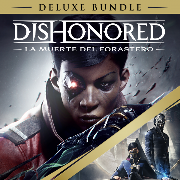 Dishonored®: La muerte del Forastero™ Deluxe Bundle