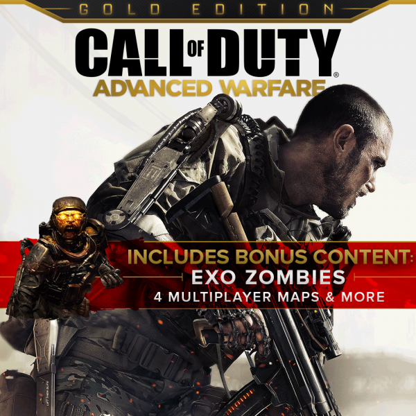 Gold Edition de Call of Duty®: Advanced Warfare