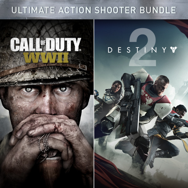 Lote Call of Duty®: WWII + Destiny 2