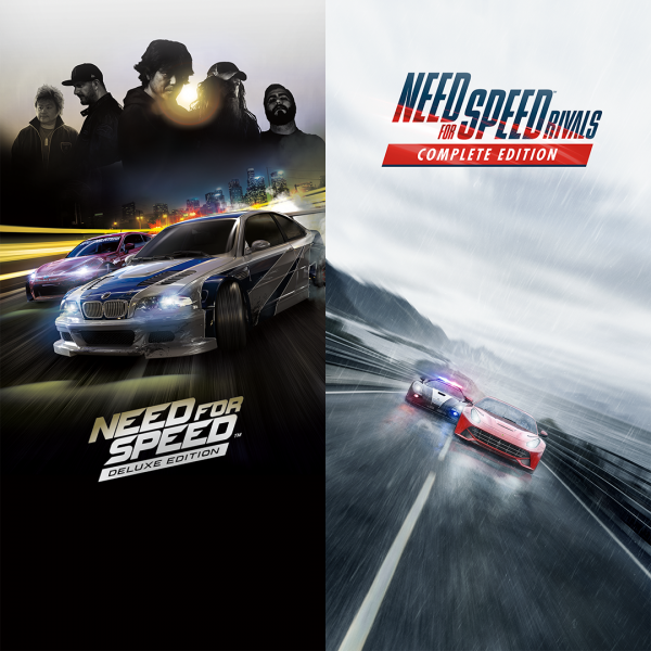 Paquete Deluxe de Need for Speed™