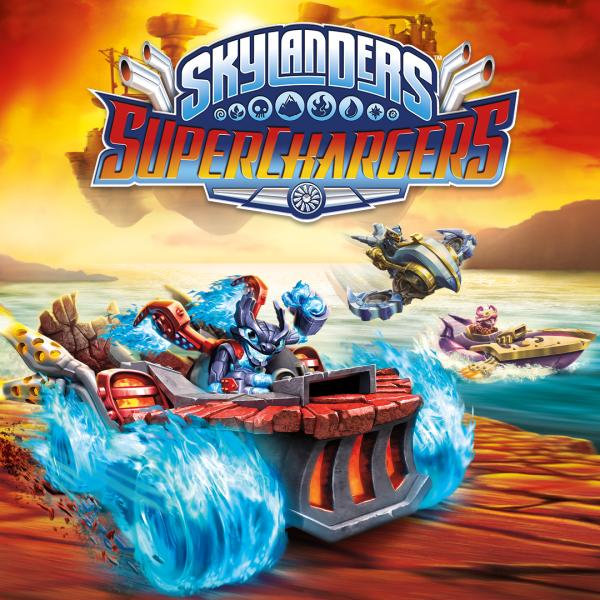 Skylanders SuperChargers - Paqu. Prop. Portal
