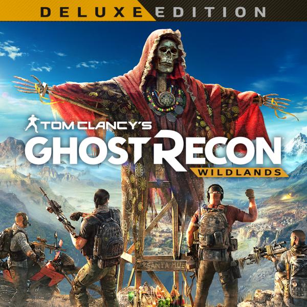 Tom Clancy's Ghost Recon® Wildlands - Deluxe Edition