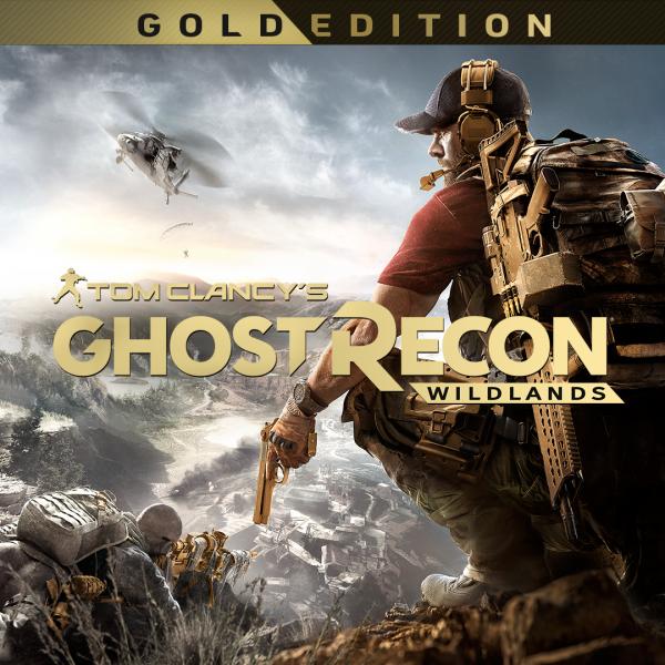 Tom Clancy's Ghost Recon®Wildlands - Gold Edition