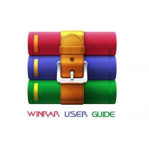 WinRAR PC-Guide